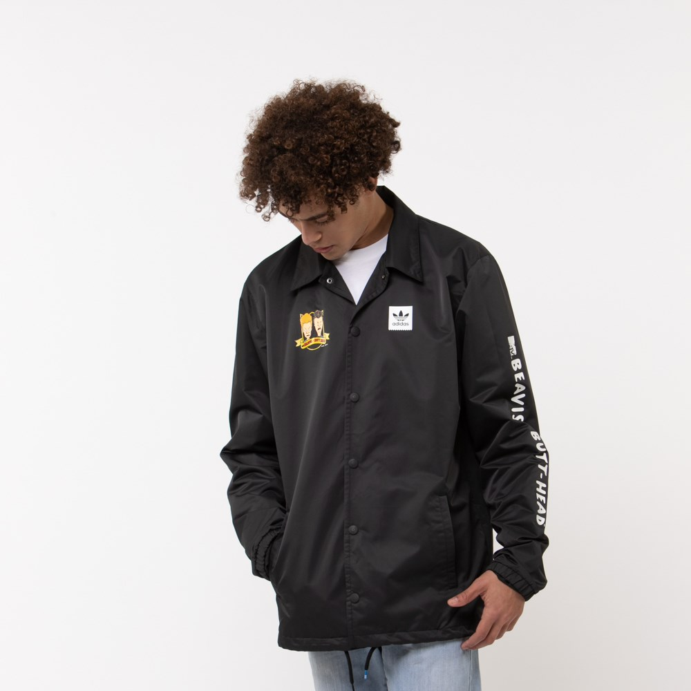 Mens adidas Beavis & Butt-Head Jacket
