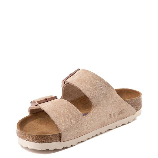 alternate view Womens Birkenstock Arizona Soft Footbed Sandal - NudeALT2