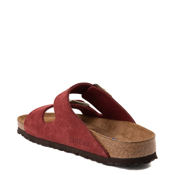 alternate view Womens Birkenstock Arizona Soft Footbed SandalALT2