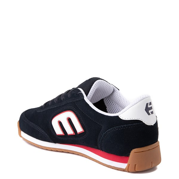 alternate view Mens etnies Lo-Cut II LS Skate ShoeALT2