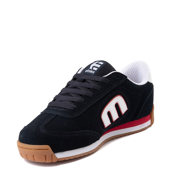 alternate view Mens etnies Lo-Cut II LS Skate ShoeALT3