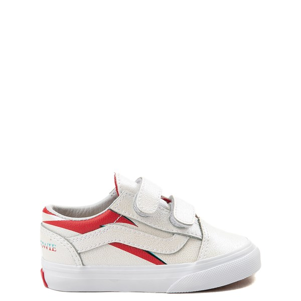 Vans x David Bowie Aladdin Sane Old Skool V Skate Shoe - Baby / Toddler