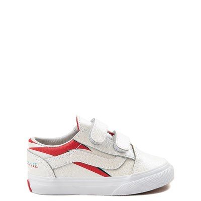 Main view of Vans x David Bowie Aladdin Sane Old Skool V Skate Shoe - Baby / Toddler