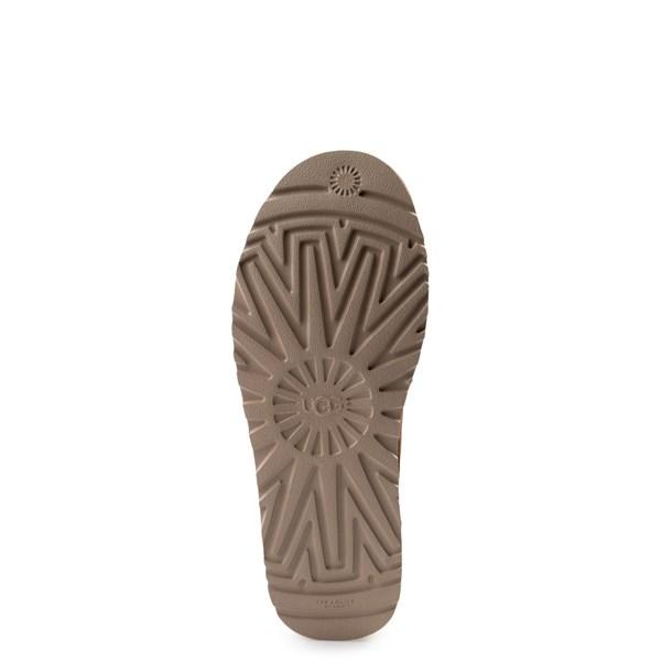 alternate view Mens UGG® Dex Slip On Casual Shoe - ChestnutALT5