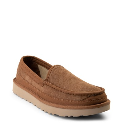 Alternate view of Mens UGG® Dex Slip On Casual Shoe - Chestnut