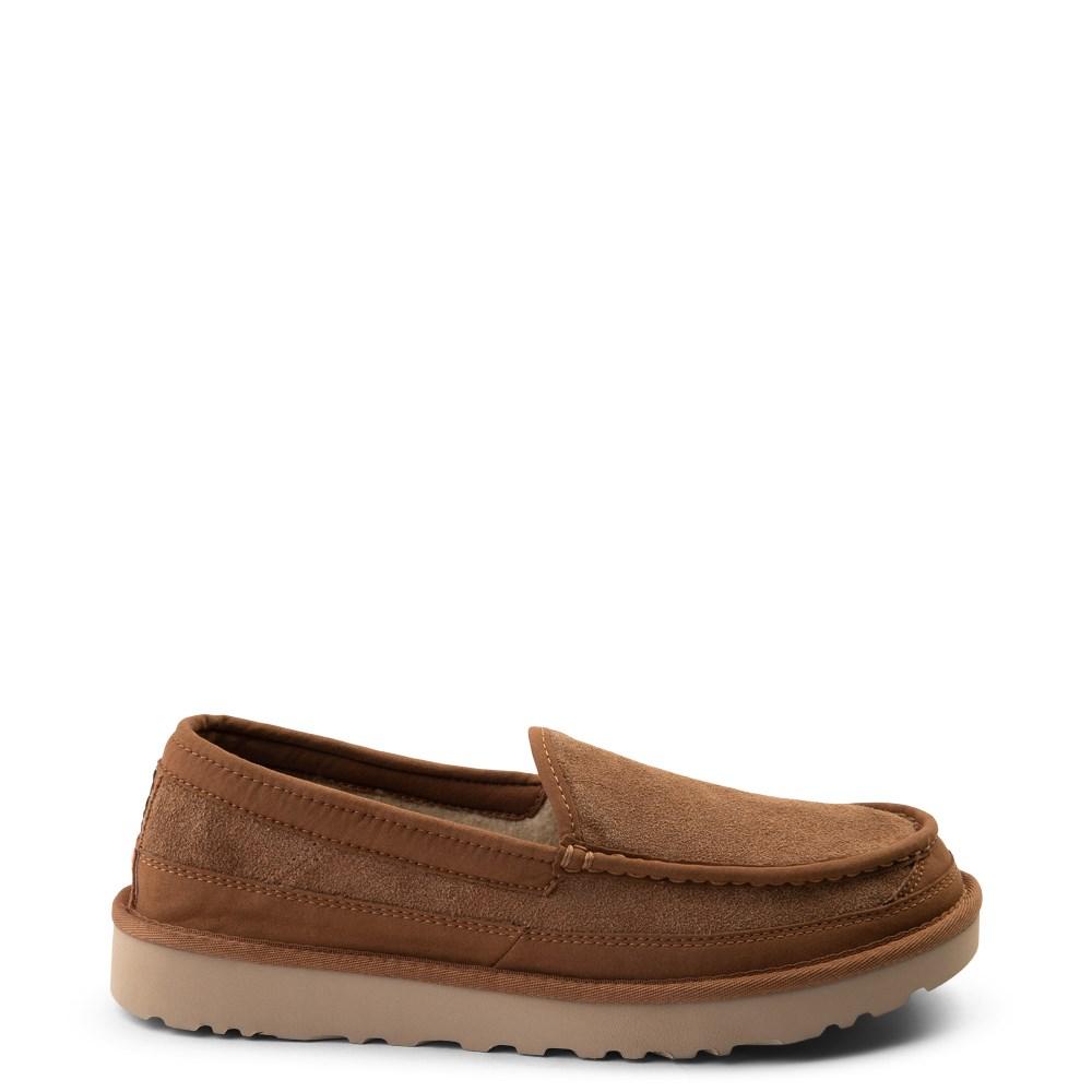 Mens UGG® Dex Slip On Casual Shoe - Chestnut