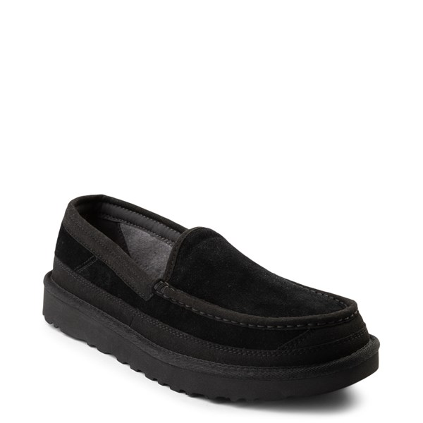 alternate view Mens UGG® Dex Slip On Casual Shoe - BlackALT1