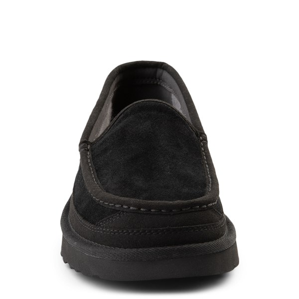 alternate view Mens UGG® Dex Slip On Casual Shoe - BlackALT4