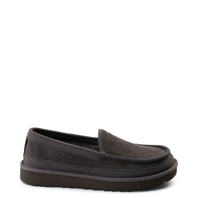 Main view of Mens UGG® Dex Slip On Casual Shoe - Dark Gray