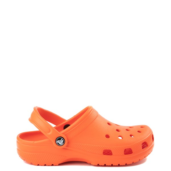 Main view of Crocs Classic Clog - Tangerine