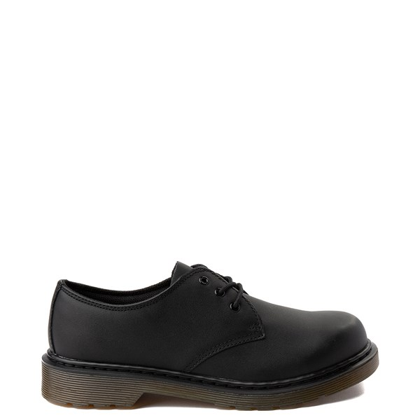 Main view of Dr. Martens 1461 Casual Shoe - Little Kid / Big Kid - Black Monochrome