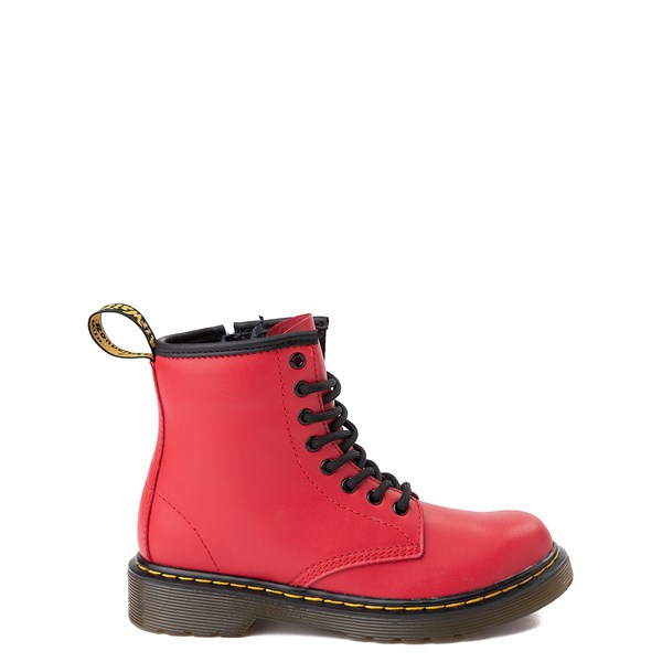 Dr. Martens 1460 8-Eye Color Pop Boot - Little Kid / Big Kid - Bright Red