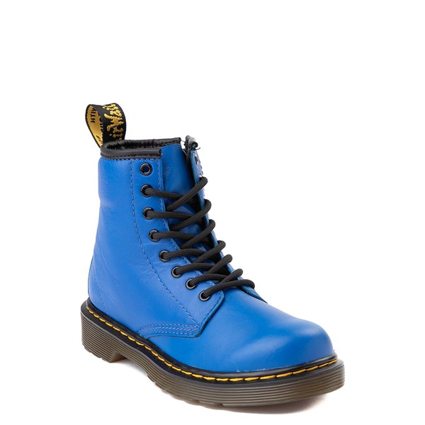 alternate view Dr. Martens 1460 8-Eye Color Pop Boot - Little Kid / Big KidALT1