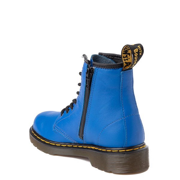 alternate view Dr. Martens 1460 8-Eye Color Pop Boot - Little Kid / Big KidALT2