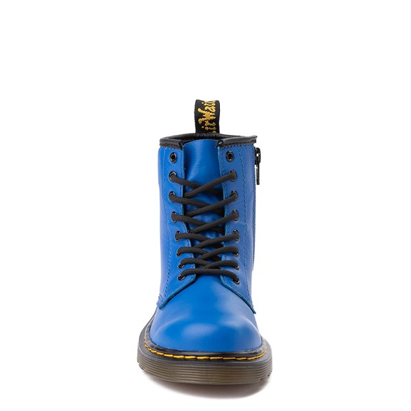 alternate view Dr. Martens 1460 8-Eye Color Pop Boot - Little Kid / Big KidALT4