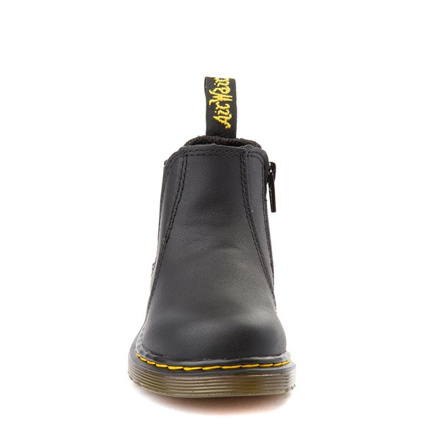 alternate view Dr. Martens 2976 Chelsea Boot - Baby / Toddler - BlackALT4