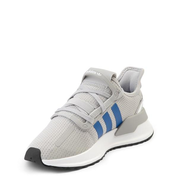 alternate view adidas U_Path Run Athletic Shoe - Big KidALT3
