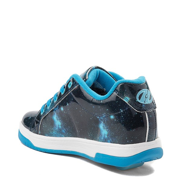 alternate view Heelys Split Galaxy Skate Shoe - Little Kid / Big KidALT2