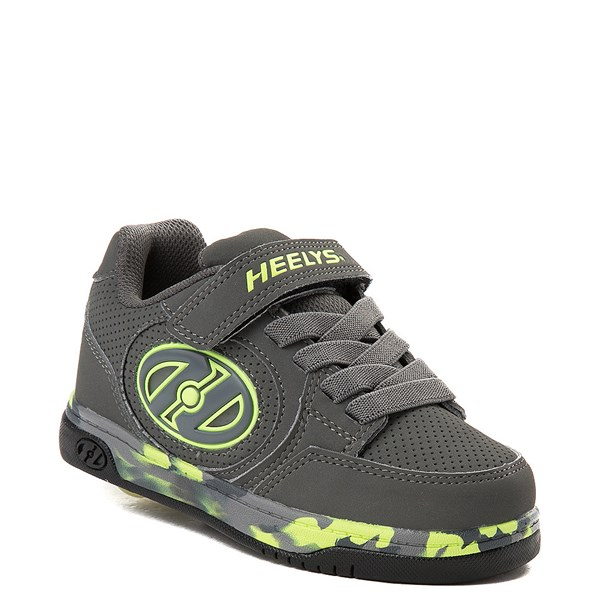 alternate view Heelys Plus X2 Skate Shoe - Little Kid / Big KidALT1