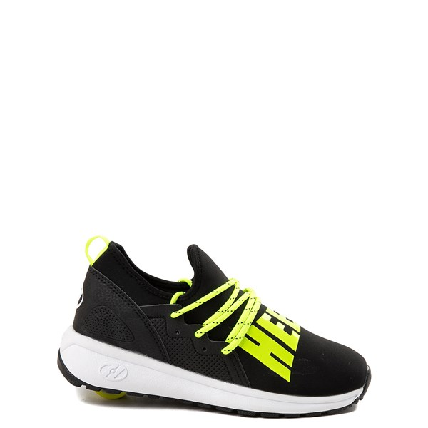 Heelys Navigator Skate Shoe - Little Kid / Big Kid - Black / Yellow