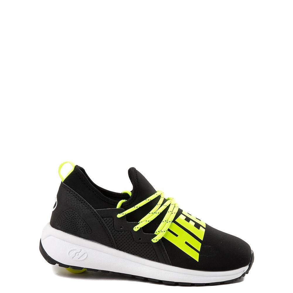 Heelys Navigator Skate Shoe - Little Kid / Big Kid - Black / Yellow