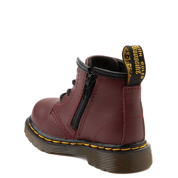 alternate view Dr. Martens 1460 4-Eye Boot - Baby / ToddlerALT2