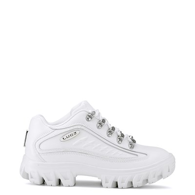 Main view of Womens Lugz Dot.Com 2.0 Sneaker - White