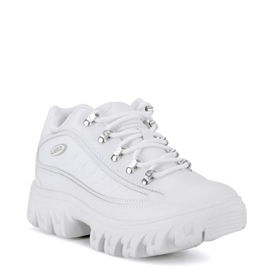 Alternate view of Womens Lugz Dot.Com 2.0 Sneaker - White
