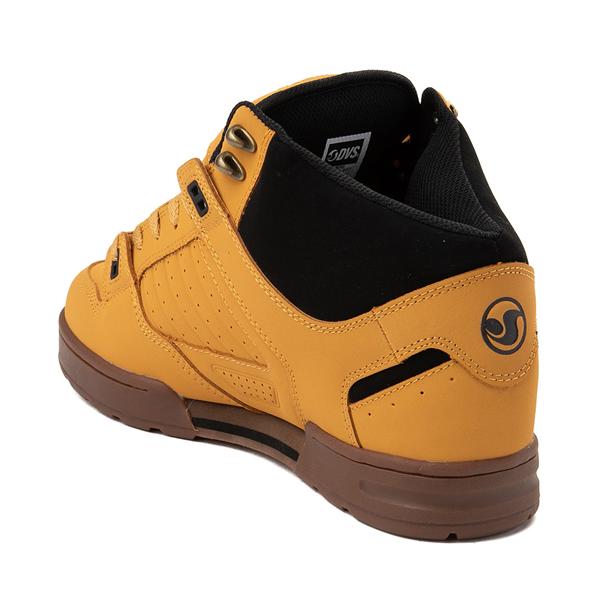 alternate view Mens DVS Militia Boot Skate Shoe - WheatALT1