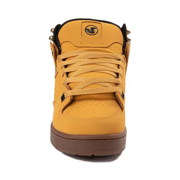 alternate view Mens DVS Militia Boot Skate Shoe - WheatALT4
