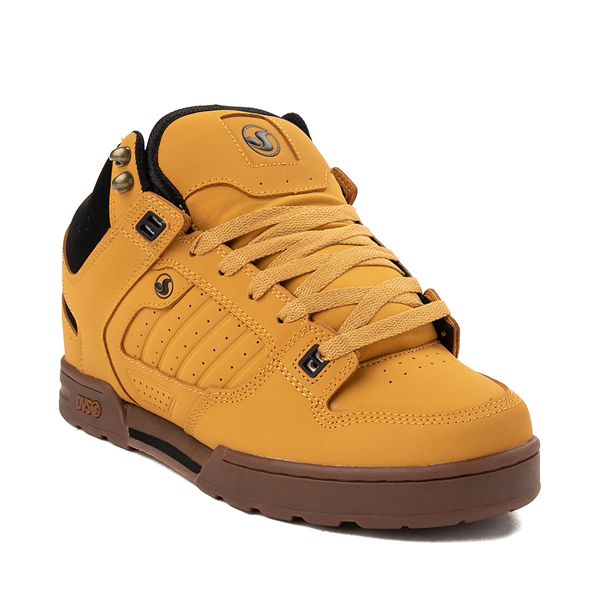 alternate view Mens DVS Militia Boot Skate Shoe - WheatALT5