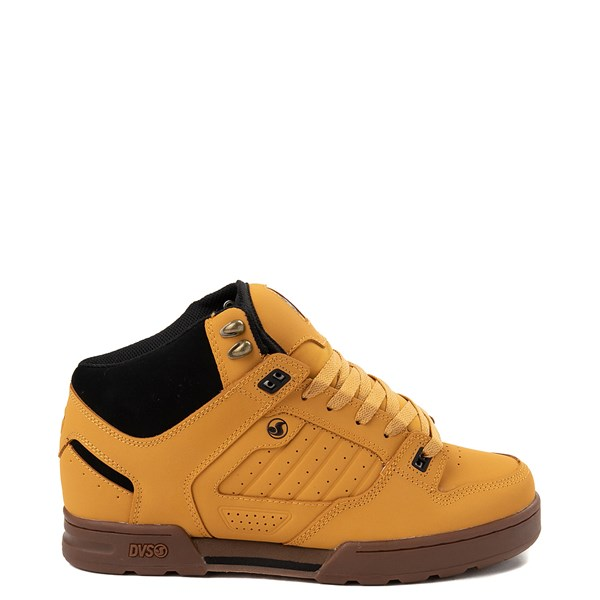 Main view of Mens DVS Militia Boot Skate Shoe - Wheat