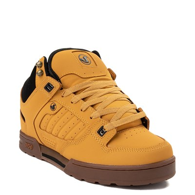 Alternate view of Mens DVS Militia Boot Skate Shoe - Wheat
