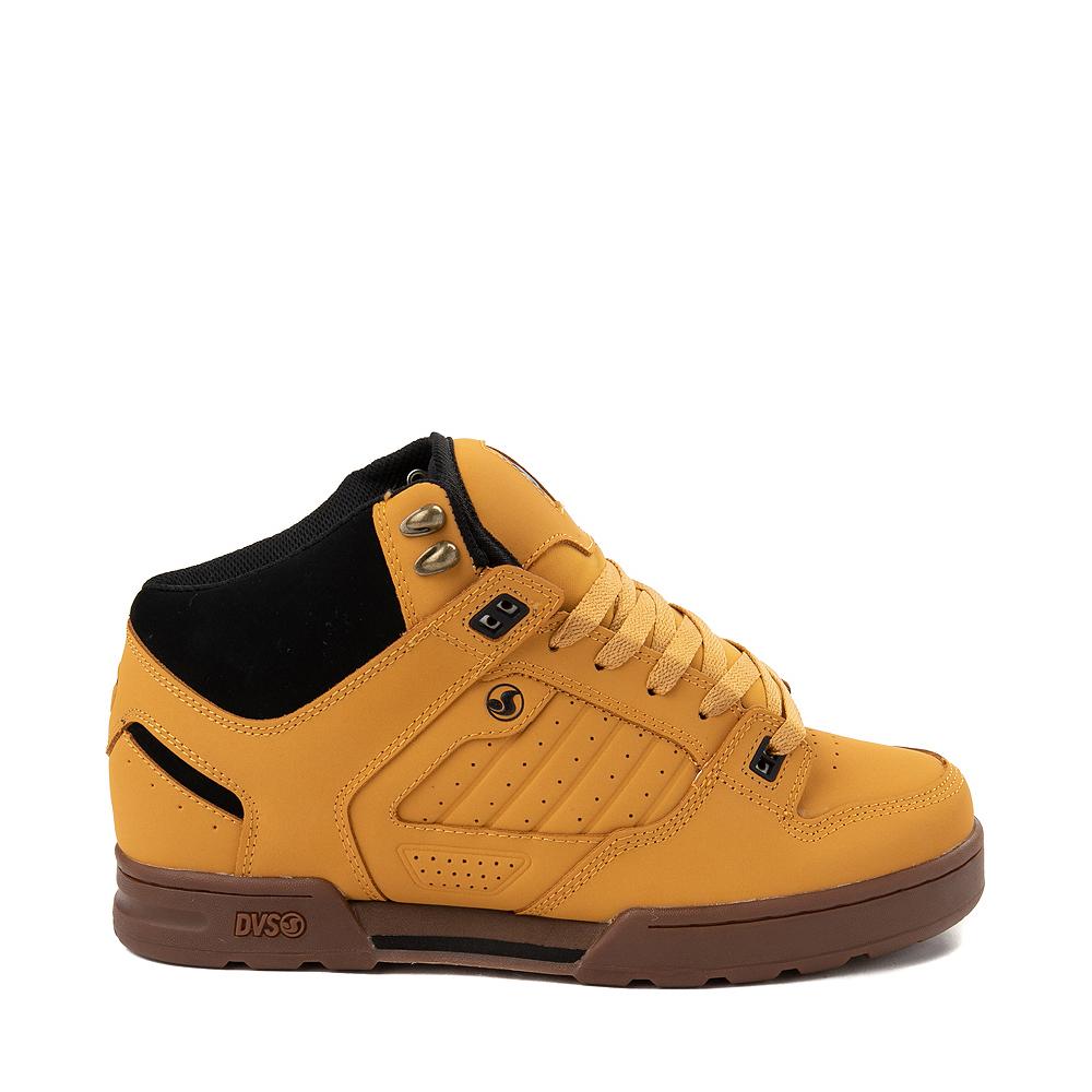 Mens DVS Militia Boot Skate Shoe - Wheat