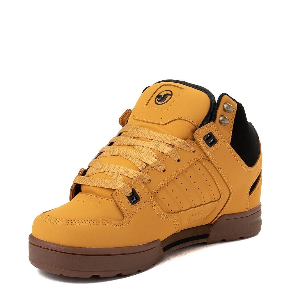 Mens DVS Militia Boot Skate Shoe