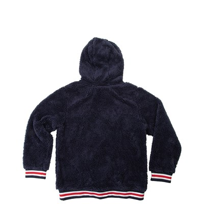 Alternate view of Youth Fila Sherpa Hoodie