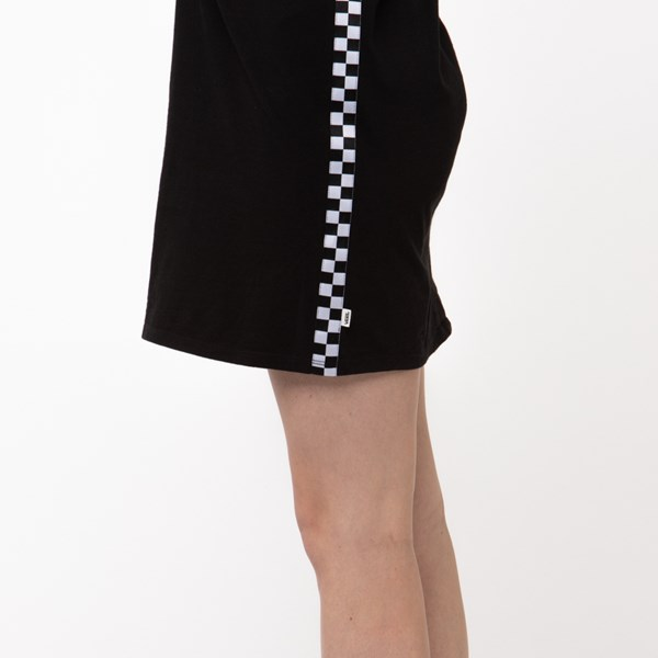 alternate view Womens Vans High Roller Dress - BlackALT5