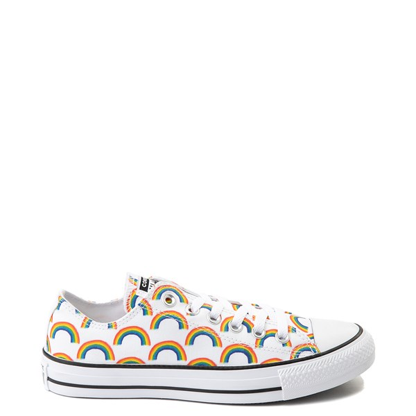 Default view of Converse Chuck Taylor All Star Lo Rainbow Sneaker
