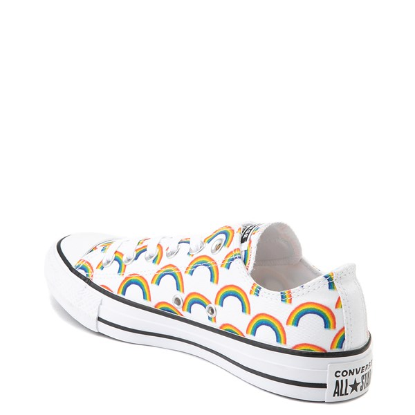 alternate view Converse Chuck Taylor All Star Lo Rainbow SneakerALT2