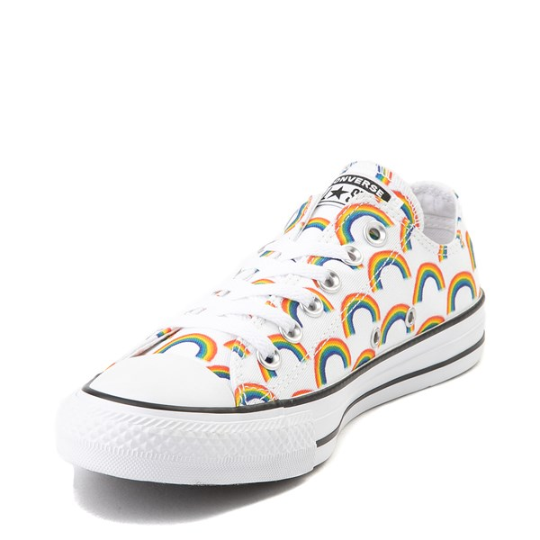 alternate view Converse Chuck Taylor All Star Lo Rainbow SneakerALT3