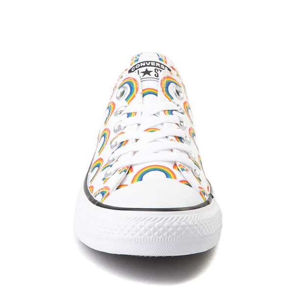 alternate view Converse Chuck Taylor All Star Lo Rainbow SneakerALT4