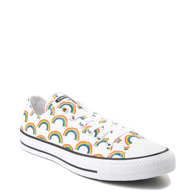 Alternate view of Converse Chuck Taylor All Star Lo Rainbow Sneaker