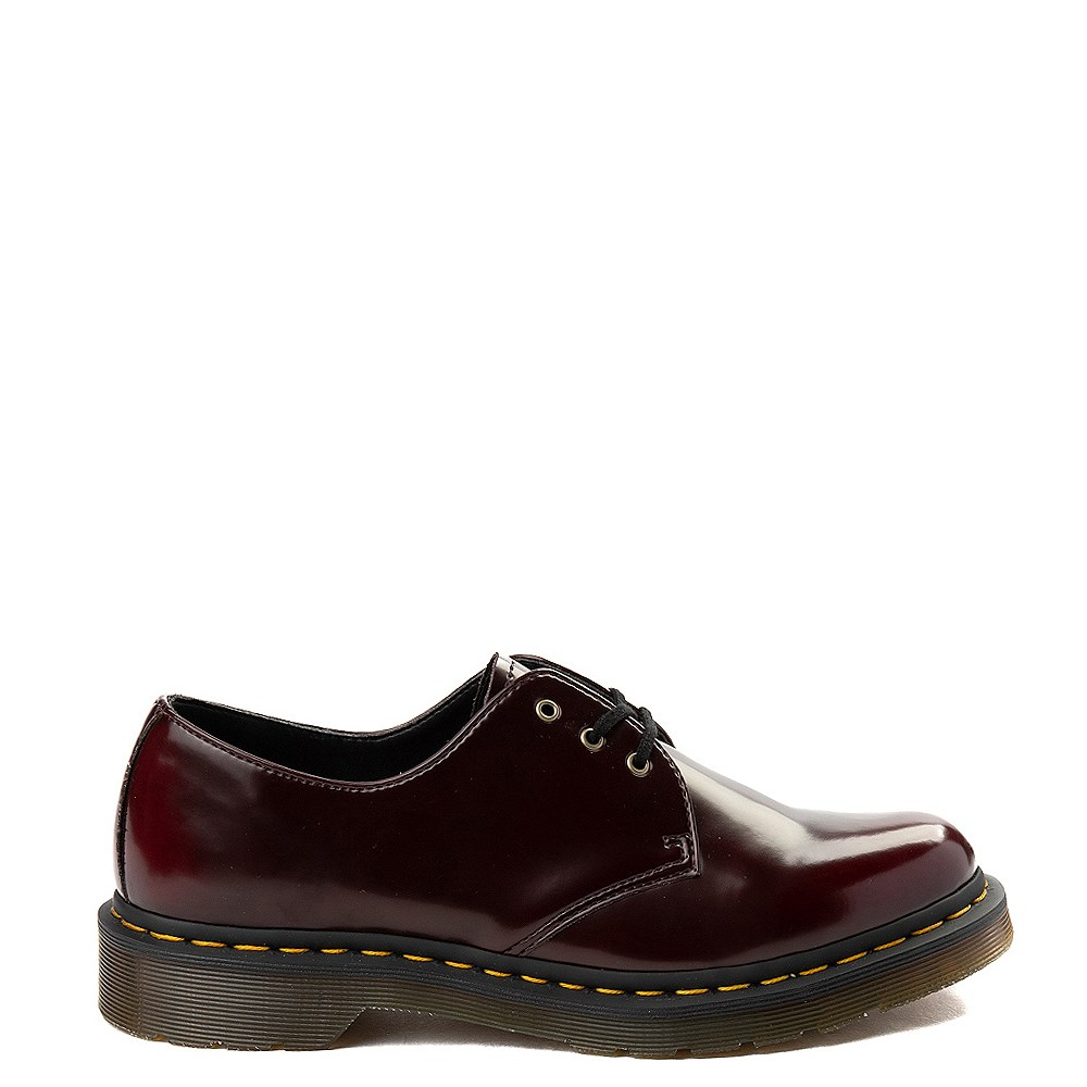 Dr. Martens 1461 Vegan Casual Shoe - Burgundy