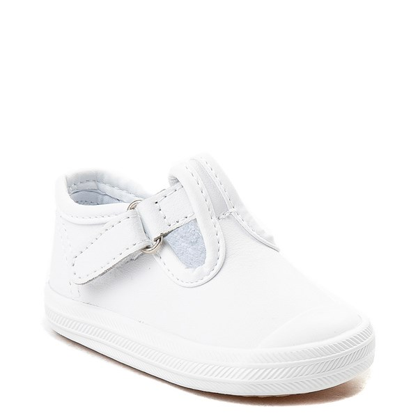 Alternate view of Keds Champion Toe Cap T-Strap Casual Shoe - Baby / Toddler