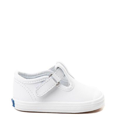 Infant/Toddler Keds Champion Toe Cap T-Strap Casual Shoe