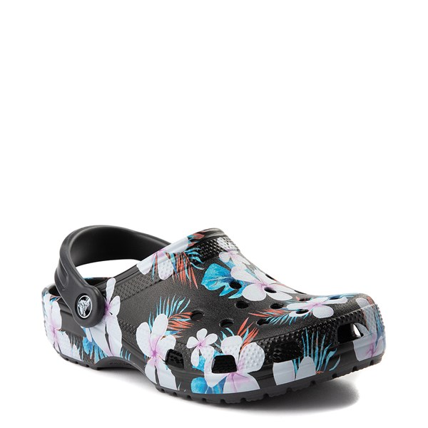 alternate view Crocs Classic Floral ClogALT1