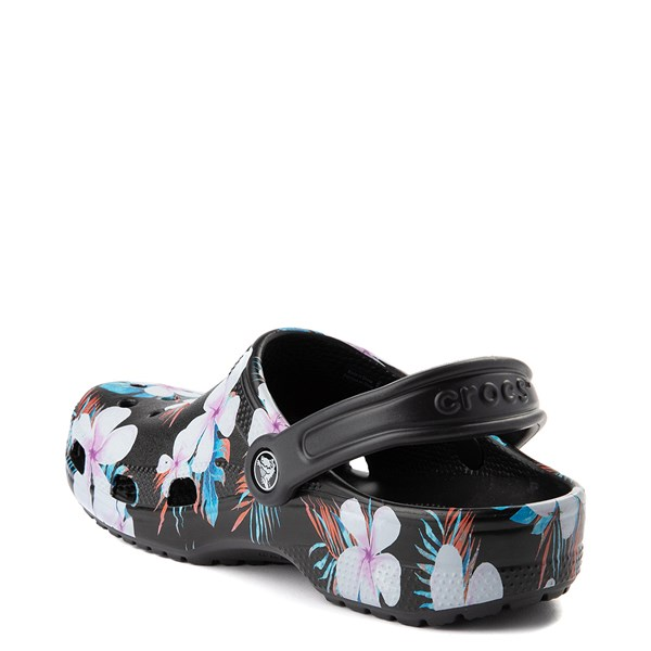 alternate view Crocs Classic Floral ClogALT2