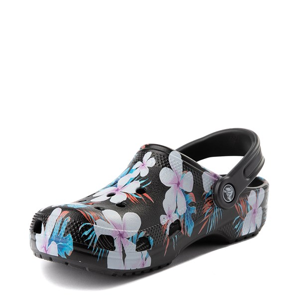 alternate view Crocs Classic Floral ClogALT3