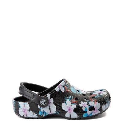 Main view of Crocs Classic Floral Clog