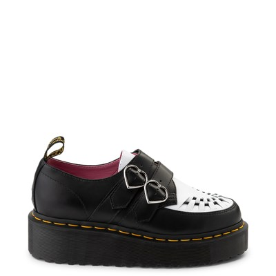 Main view of Womens Dr. Martens x Lazy Oaf Buckle Creeper Casual Shoe